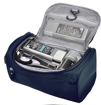 89762644dd Vercord Mens Travel Shaving Toiletry Bag Small Hanging Wash Organizer Dopp  Kit Travel Accessories