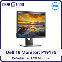 [Refurbished] Dell P1917S Monitor / 19 inch / One Month Warranty