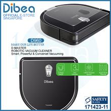 [Dibea Singapore] New D960 Silent Robot Vacuum + Water Tank