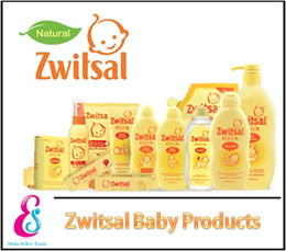 [ZWITSAL] BABY SOAP / BABY LOTION / BABY HAIR LOTION / BABY SHAMPOO (Netherlands Brand)
