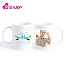 Pixajoy Personalised Photo Mug - Ceramic 11oz