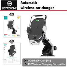 Joyroom Automatic Car Wireless Charger Charging Bracket magnetic charger holder