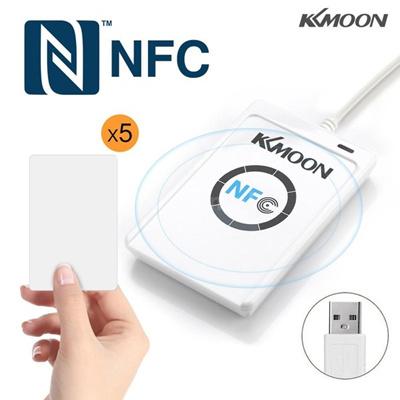 NFC ACR122U RFID Contactless Smart Reader & Writer/USB + SDK + IC Card Pro  GL9A
