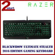 Razer BlackWidow Ultimate Stealth 2016 - Mechanical Gaming Keyboard - US Layout FRML