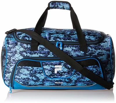 Qoo10 - Fila Speedlight Medium Duffel Sports Gym Bag 4dc0f1e8406f7