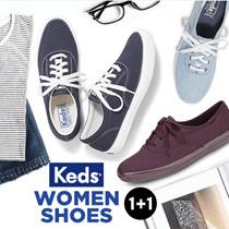 [KEDS 1+1] Women Shoes - Buy 1 Get 1 Free - Promo hanya 5 hari - Free Shipping Jawa