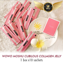U.P.$59!! Highly Raves WOWO Mushu Cubilose Birdnest Collagen