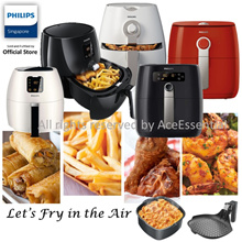 PHILIPS Viva Collection Airfryer HD9216|HD9240|HD9643|HD9723|HD9654 (FG while stock lasts)