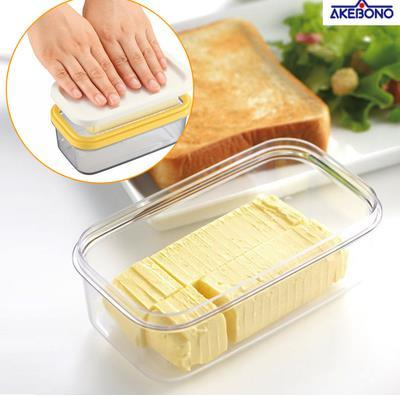 Exceptionnel Japan Imported Margarine Butter Baking Butter Cheese Storage Box Storage  Box Cutters Save Boxes