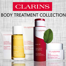 CLARINS BODY COLLECTION (BODY FIT 200ML/STRECH MARK CONTROL//BODY SHAPING CREAM 200ML/BODY OIL 3TYPE