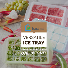 [ICE FOOD TRAY] RRE FREEZER TRAY M L XL / CONVENIENTLY / AUTHENTIC CONTAIER / ICE CUBE