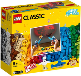 LEGO 11009 Classic: Bricks and Lights