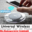 Universal Wireless Qi Phone Charger With Wireless Charging ReceiverSupport All Phone AndroidIOS