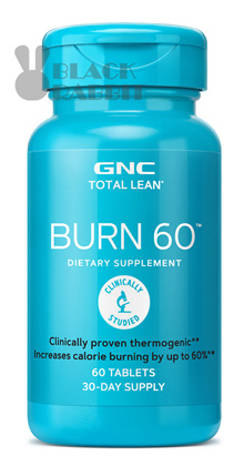 [Buy 2 Free Qprime]【Weight Control】GNC Total Lean Burn 60 - 60 tablets (new packing) EXP 12/2022