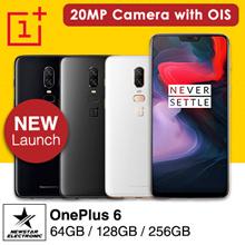 [Pre-Order] OnePlus 6 * 2018 Latest *  6G+64GB | 8G+128GB | 8G+256GB * Qualcomm Snapdragon 845 *