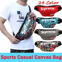 Outdoor Sports Casual Canvas Bag /Student Single Shoulder Crossbody Cag Camouflage Dead Flying Bag