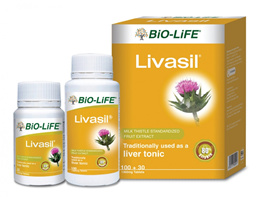 Bio-Life Livasil - 100 + 30 Tablets