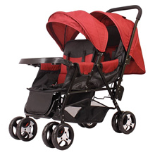 Twins Baby Stroller / Double Pram ($20 OFF)