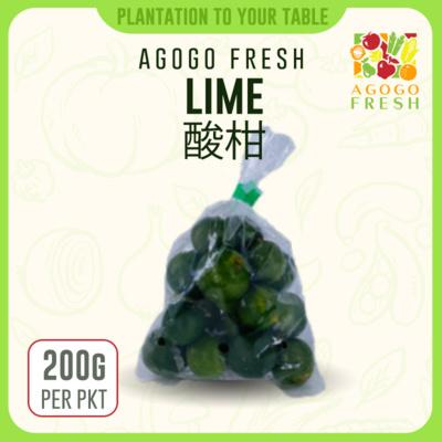 36 Lime 酸柑 (200g)