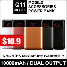 Mosimosi Power Bank | 10000mAh |  20000mAh | Smart | Fast Charge | Product of Singapore