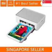 💖LOCAL SELLER💖[Xiaomi Mijia Photo Printer] Heat Sublimation Finely Restore True Color Auto Film Lo