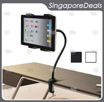 qoo10 - ipad holder tablet holder flexible holder stand durable