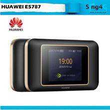 Touch Screen 4G LTE MIFI Huawei E5787 cat 6 300MbpsModem Portable Hotspot 2018