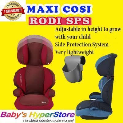 ad48af6825af Maxi Cosi Rodi SPS ☆ 7 days easy return ☆ LOCAL seller warranty 1 year