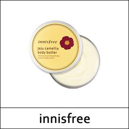 [innisfree] ★Big Sale★ Jeju Camellia Body Butter 150ml / Intensive nourishing body butter and oil