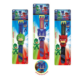 PJ Mask Watches/3 Characters