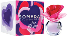 JUSTIN BIEBER SOMEDAY EAU DE PARFUM 50ML