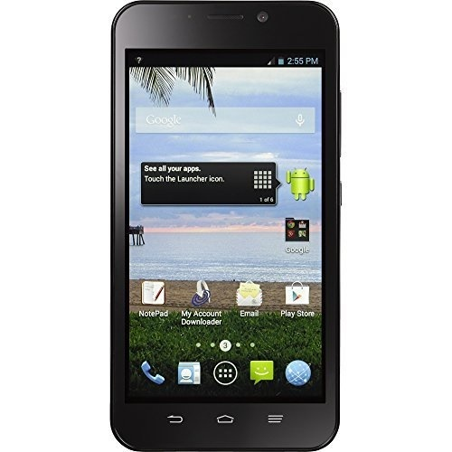 Net10 ZTE Quartz Z797C 3G Android Prepaid Smartphone - Retail Packaging  B017GTRECE