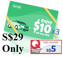 [Best Deal] SGD29 Only Grab Gift x 3 + Baseus Data Cable at Discounted Price Convenience Hassle Free