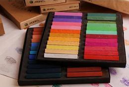 Maries Chalk Set/ 12.24.36.48 Colors Chalk/ Patel/ Stick/ Powder/ Paint