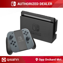 Nintendo Switch Console System // Grey // Neon // Local Set // Local Warranty