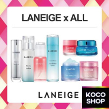LANEIGE WATER SLEEPING MASK CLEANSER ESSENCE CREAM SERUM TONER SKIN REFINER
