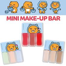 TheFaceShop x Kakao * Hoodie Ryan Mini Makeup Bar / blusher / color corrector / correcting / kbeauty