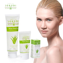 JORUBI Aloe Vera Gels / 99% Pure Aloe / Moisturizes skin / Heals burns / Made in US / SG Distributor
