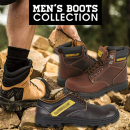 Safety shoes   Sepatu safety pria casual safety sepatu boot pria