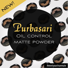 Purbasari Oil Control Matte Powder Natural
