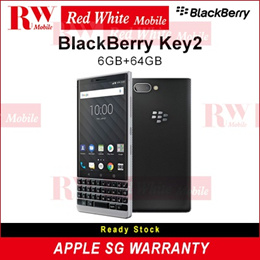 Blackberry Key2 64GB (SlateChampagneAtomic ) Local Warranty