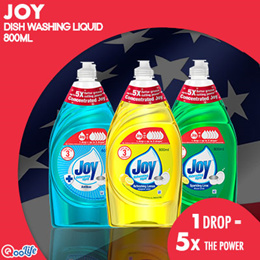 [PnG] 【BUNDLE OF 3 FOR UNDER $15】JOY Dishwashing Liquid! FIVE TIMES more powerful