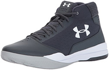 [direct from Germany]Under Armour Herren UA Jet 2017 Basketballschuhe, Grau (Stealth Gray), 44 EU