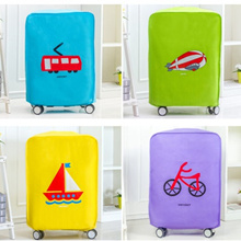 Covers thick non-woven fabric luggage suitcase travel protection cover trolley wear wear 202428