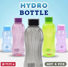 Lion Star Botol Minum Hydro Bottle BPA Free - Buy 1 get 4 pcs