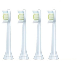 [PHILIPS] SONIC - Toothbrush Replacement Heads (8 Pack) for HX-6064  Sonicare Diamond Clean