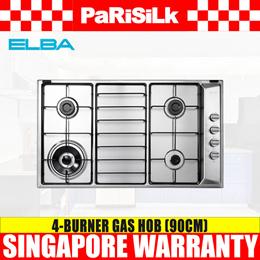 Elba EHS 945D1 SB 4-Burner Gas Hob (90cm) (1-Year Warranty)