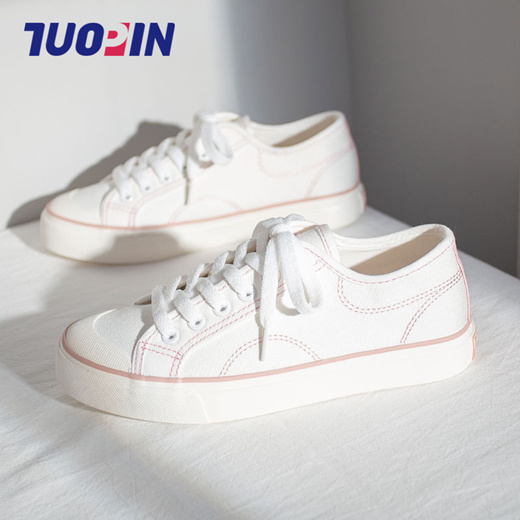 Qoo10 - Canvas shoes women#39s summer