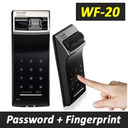 [Gateman] Digital Door Lock WF-20 / Password + fingerprint / digital doorlock