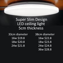 (SG Stock) Super Slim Ceiling Lights